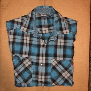 Madison Button Down Long Sleeve